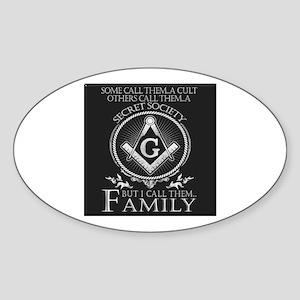 Masons Family Sticker