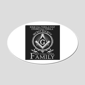 Masons Family Wall Decal