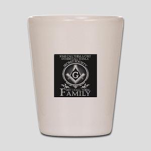 Masons Family Shot Glass