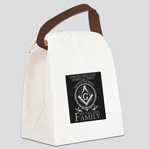 Masons Family Canvas Lunch Bag