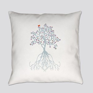 Spring Equinox Everyday Pillow