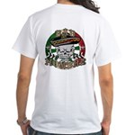 Bad Hombre White T-Shirt