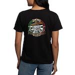 Bad Hombre Women's Dark T-Shirt