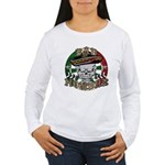 Bad Hombre Women's Long Sleeve T-Shirt