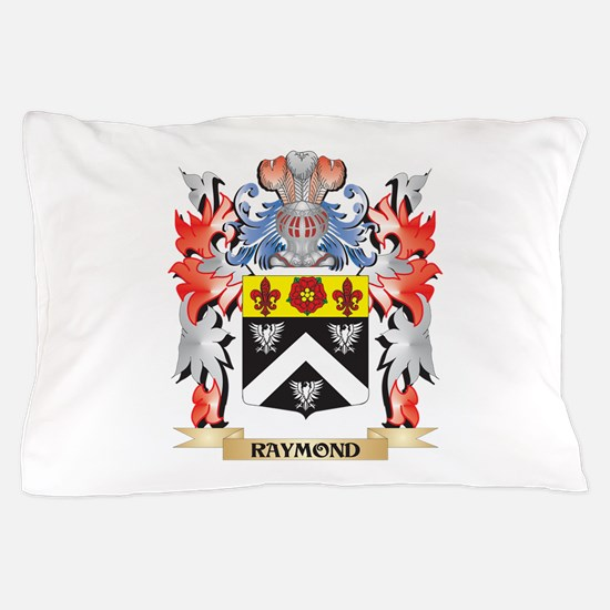 Raymond Coat of Arms - Family Crest Pillow Case