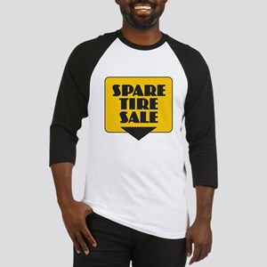 Spare Tire Sale Baseball Jersey
