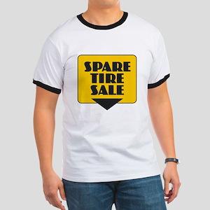 Spare Tire Sale T-Shirt