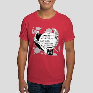 Heart Lock Dark T-Shirt