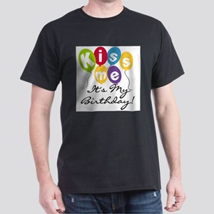 Kiss Me Birthday T-Shirt