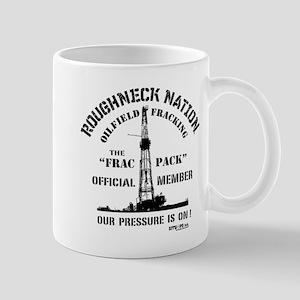 THE FRAC PACK Mugs