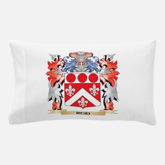 Reid Coat of Arms - Family Crest Pillow Case