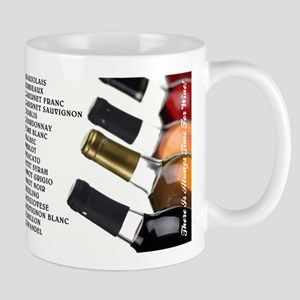 ALWAYS TIME FOR WINE Mug