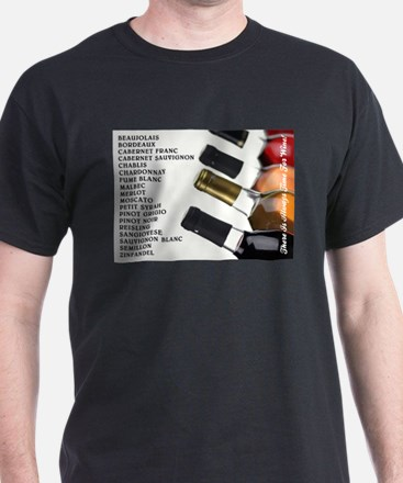 ALWAYS TIME FOR WINE T-Shirt
