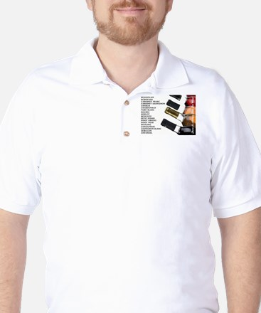 ALWAYS TIME FOR WINE Golf Shirt