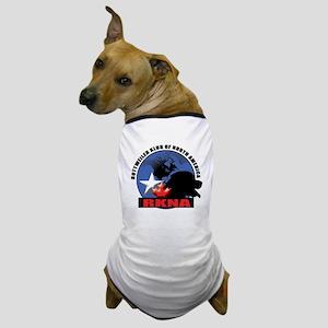 RKNA Logo Dog T-Shirt