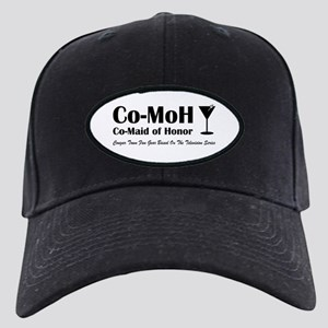Co-MoH BLACK Baseball Hat