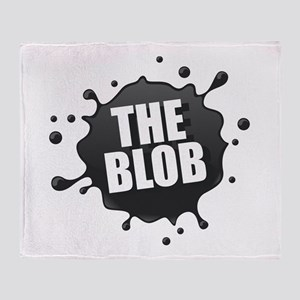 The Blob Throw Blanket