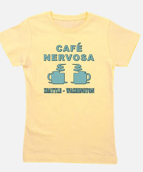 CAFE NERVOSA T-Shirt