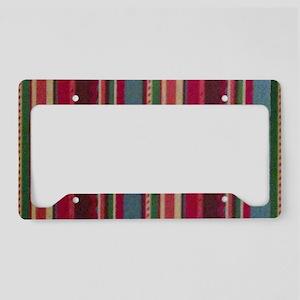 Horse Blanket License Plate Holder