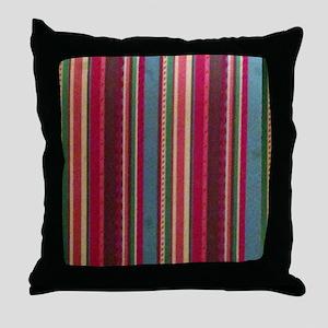 Horse Blanket Throw Pillow
