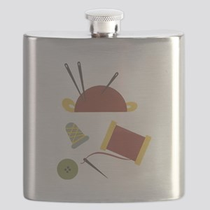 Sewing Kit Flask