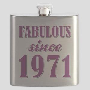 FABULOUS SINCE 1971 Flask