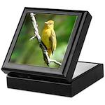 Lady Goldfinch Keepsake Box