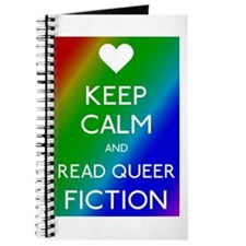 Keep Calm And Read Queer Fiction Journal