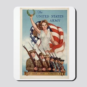 Us Army Forever Mousepad