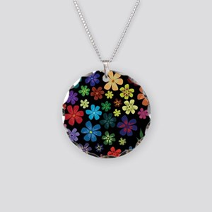 Floral print Necklace