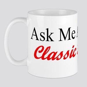 """Ask About My Henry J"" Mug"