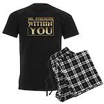 TSWY Horizontal Men's Dark Pajamas