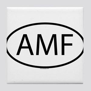 AMF Tile Coaster