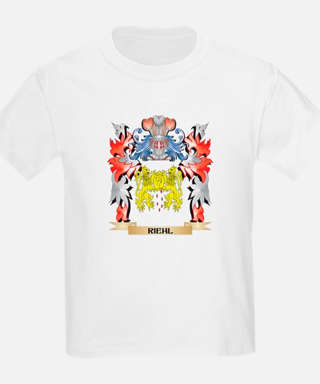 Riehl Coat of Arms - Family Crest T-Shirt