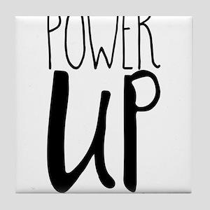 Power Up Tile Coaster