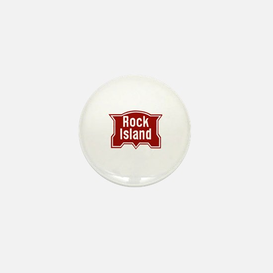 Cute Rock stations Mini Button