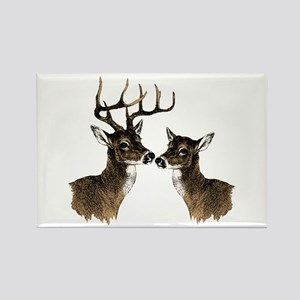 Buck and Doe Magnets
