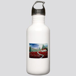 Tuscany living Sports Water Bottle