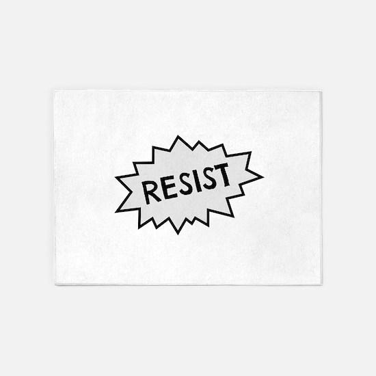 Resist 5'x7'Area Rug