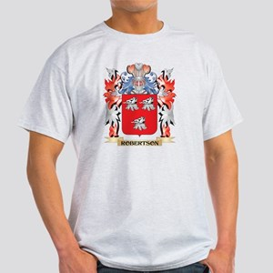 Robertson Coat of Arms - Family Crest T-Shirt