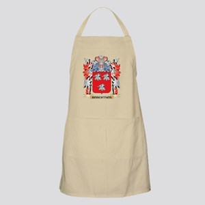 Robertson Coat of Arms - Family Crest Apron