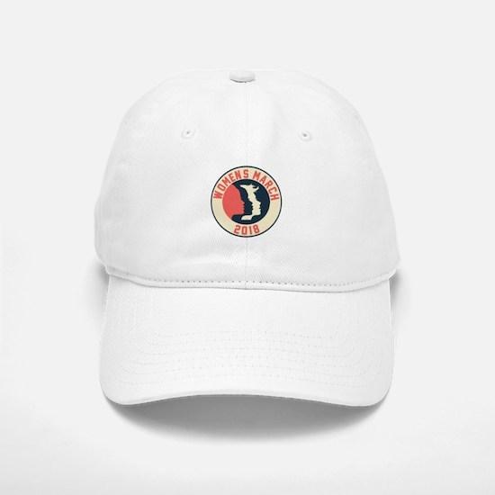 women march 2018 Baseball Baseball Cap