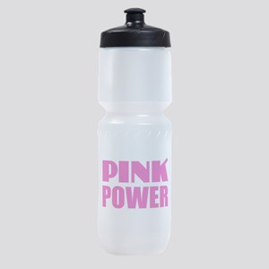Pink Power Sports Bottle