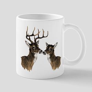 Buck and Doe Mugs