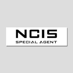 NCIS SPECIAL AGENT Car Magnet 10 x 3