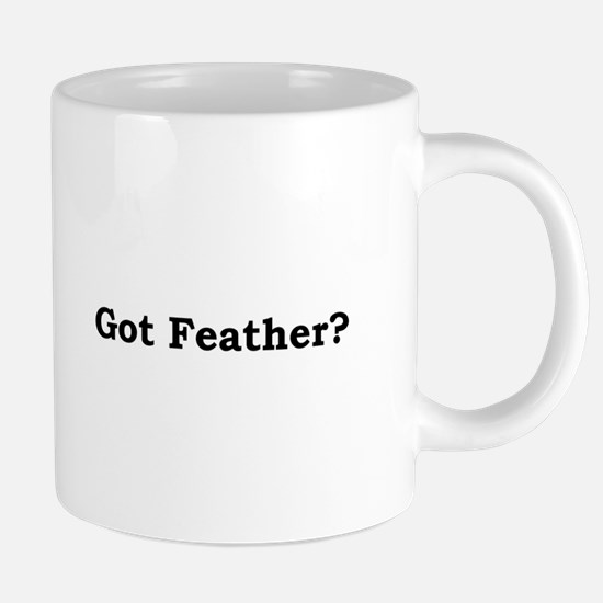 For the feathered horse fans! Mugs