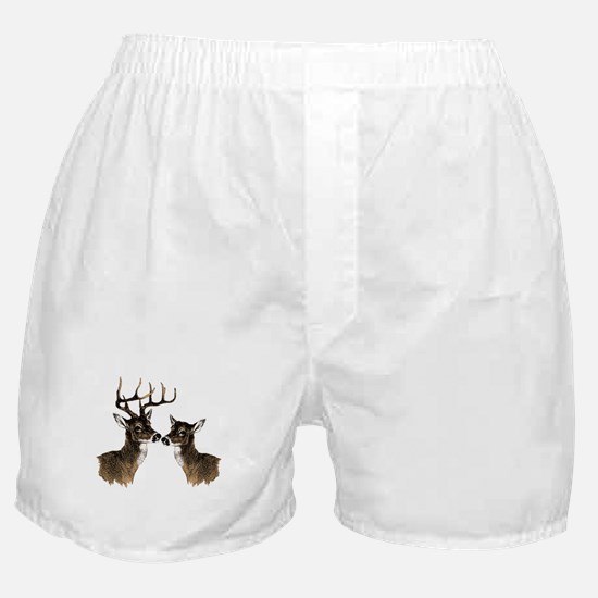 Buck and Doe Boxer Shorts