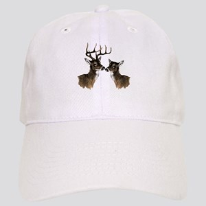 Buck and Doe Baseball Cap
