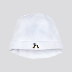 Buck and Doe Baby Hat