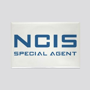 NCIS SPECIAL AGENT Rectangle Magnet